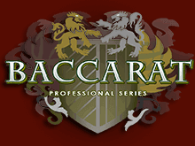 Автомат Baccarat Pro Series Table Game